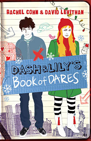 Book Cover for the Dash and Lily Series
