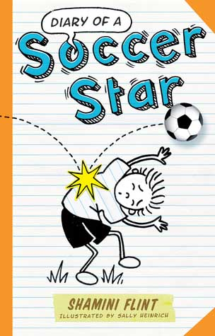 Book Cover for Diary of a Sports Star