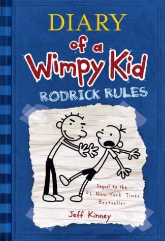 Book Cover for Rodrick Rules