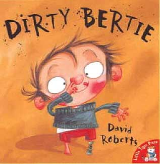 Book Cover for Dirty Bertie