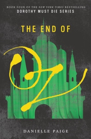 Book Cover for The End of Oz