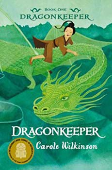 Book Cover for Dragonkeeper