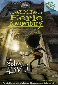 Book Cover for Eerie Elementary