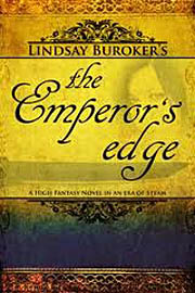 Book Cover for Emperor's Edge