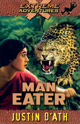Book Cover for Man Eater