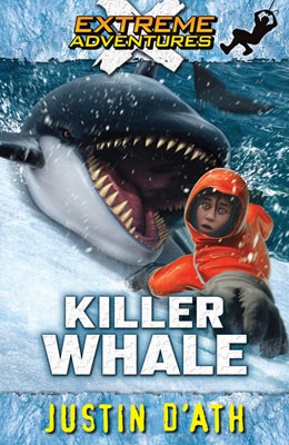 Book Cover for Killer Whale