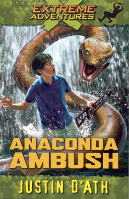 Book Cover for Anaconda Ambush