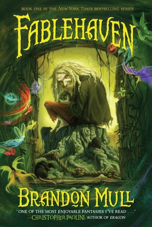 Book Cover for Fablehaven