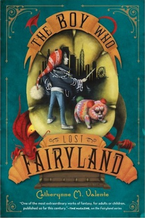 Book Cover for The Boy Who Lost Fairyland