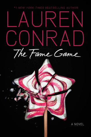 Book Cover for Fame Game