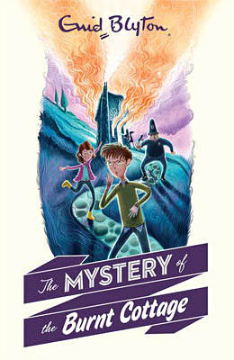 Book Cover for the Five Find-Outers Mystery Series