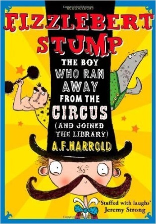 Book Cover for the Fizzlebert Stump Series