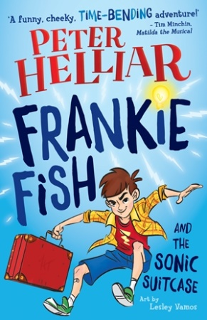 Book Cover for Frankie Fish