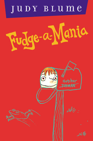 Book Cover for Fudge-a-Mania
