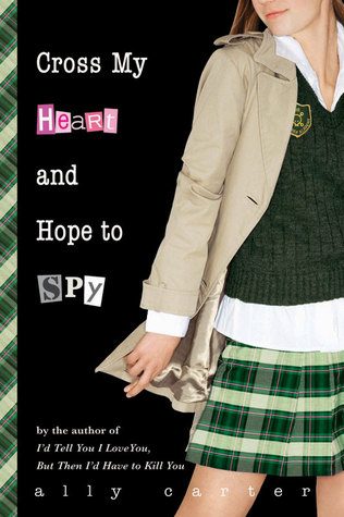 Book Cover for Cross My Heart and Hope to Spy