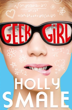 Book Cover for Geek Girl