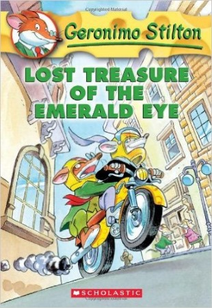Book Cover for the Geronimo Stilton Series