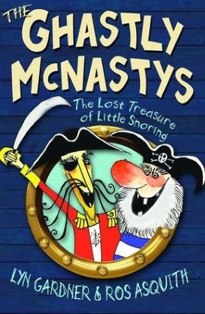 Book Cover for Ghastly McNastys
