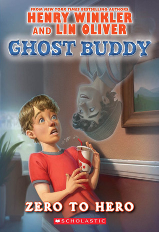 Book Cover for Ghost Buddy