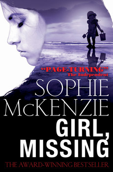 Book Cover for Girl, Missing