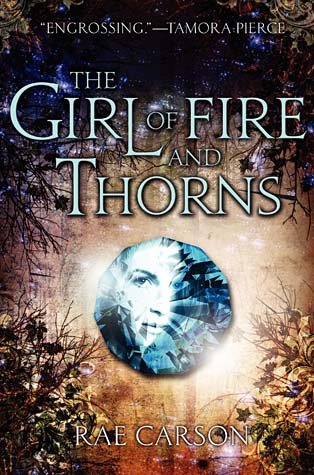 Book Cover for Girl of Fire and Thorns