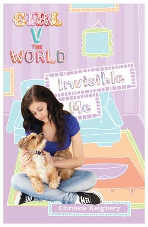 Book Cover for Invisible Me