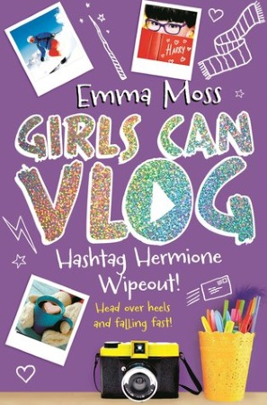 Book Cover for Hashtag Hermione Wipeout