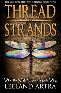 Book Cover for Thread Strands