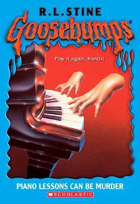 Book Cover for Piano Lessons Can Be Murder