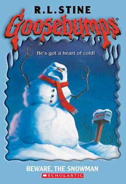 Book Cover for Beware, the Snowman
