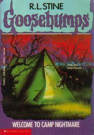 Book Cover for Welcome to Camp Nightmare