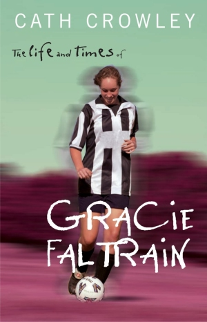 Book Cover for the Gracie Faltrain Series