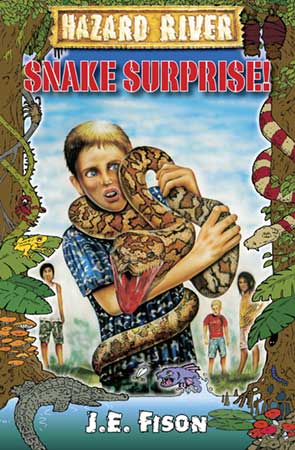 Book Cover for Snake Surprise!