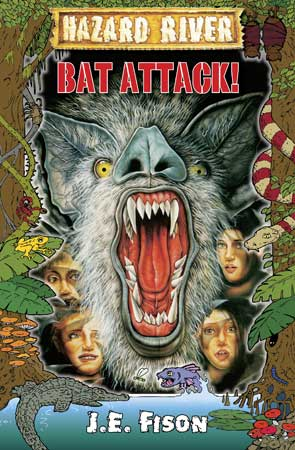 Book Cover for Bat Attack!