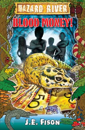 Book Cover for Blood Money!