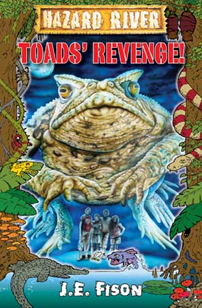 Book Cover for Toads' Revenge!