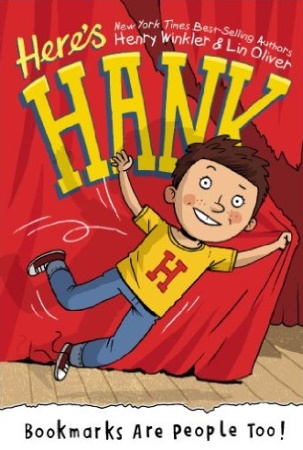 Book Cover for Here's Hank