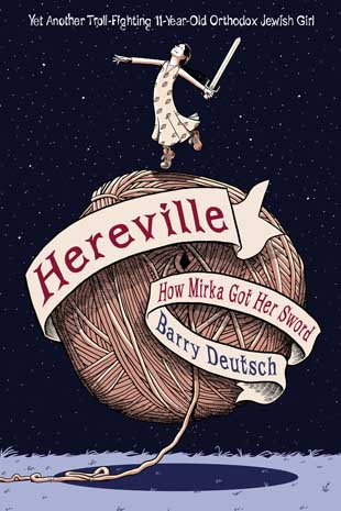 Book Cover for Hereville