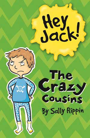 Book Cover for Hey Jack!