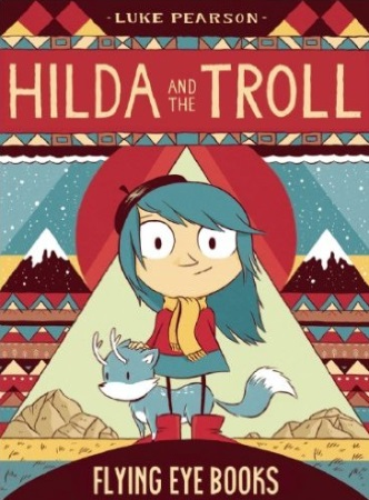 Book Cover for Hilda and the Troll