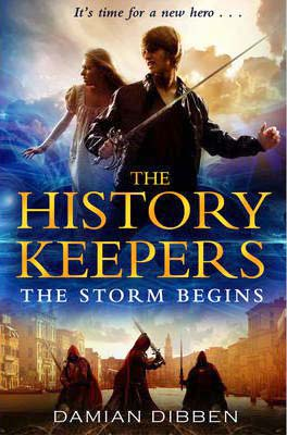 Book Cover for History Keepers