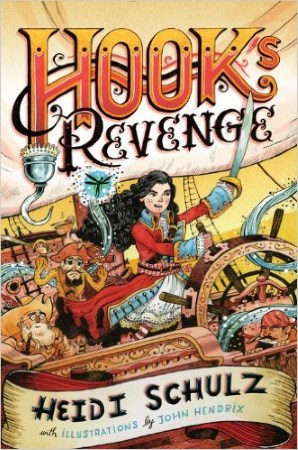 Book Cover for Hook's Revenge