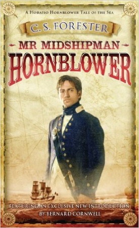 Book Cover for the Hornblower Saga Series