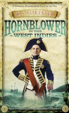 Book Cover for Hornblower in the West Indies