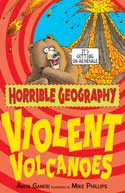 Book Cover for Violent Volcanoes