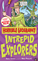 Book Cover for Intrepid Explorers