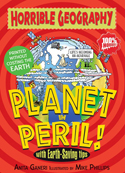 Book Cover for Planet in Peril (Handbook)