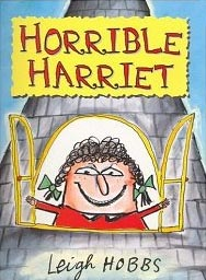 Book Cover for Horrible Harriet