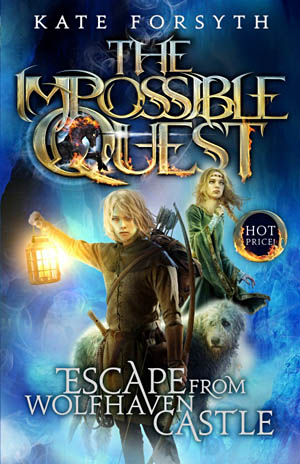 Book Cover for Impossible Quest