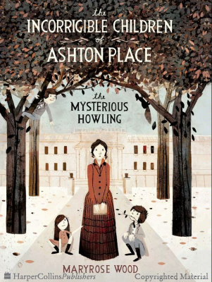 Book Cover for Incorrigible Children of Ashton Place